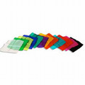 Assorted 9 inch Colored Silks- Professional Grade (12 Pack)