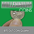 Bite Out Quarter - Millennium