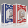 Phoenix Parlour Invisible Deck Red