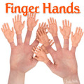 Finger Hands (Set of 2, 1 left 1 right hand)