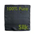 """Silk - 12"""" BLACK, DiFatta - Dozen"""