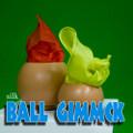 Ball Gimmick, Soft - Flesh