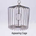 Appearing Bird Cage - 18 inch, Steel