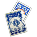 Card Guard, Bicycle - Blue
