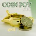 Coin Pot, Okito - Gold
