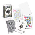 Bicycle - Poker deck - Grey back