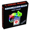 Chameleon Deck, Bicycle - Europe