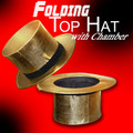Folding Top Hat w/ Chamber - GOLD
