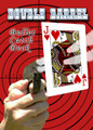 Double Barrel Bullet Catch Deck - Red