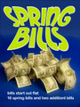 Spring Bill Set, FLAT 16 + 2 Standard
