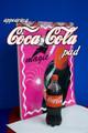 Appearing Coke Bottle Pad