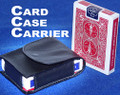 Card Case Carrier - Leather