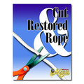Cut & Restored Rope w/ Book