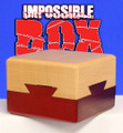 Impossible Box - Wood 2 Tone