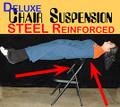 Chair Suspension, Deluxe - STEEL