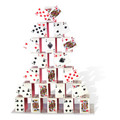 Card Castle (17 inch) by Uday - Trick