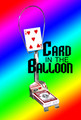 Card In Balloon Tray, Metal - Deluxe