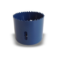 "2.5"" Bi-Metal Hole Saw Cup, Requires Arbor"