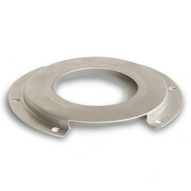 Aluminum lock down ring