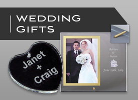 Perfect Etch, is  your personalized wedding gift partner, let us help you today.  512.680.5784