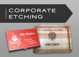 Corporate Engraving