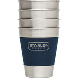 Stanley Adventure Stacking Steel Tumbler 4-Pack 12oz Vintage Multi-Pack