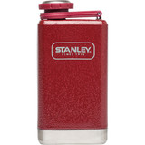 Stanley Adventure Stainless Steel Flask 5oz Hammertone Crimson