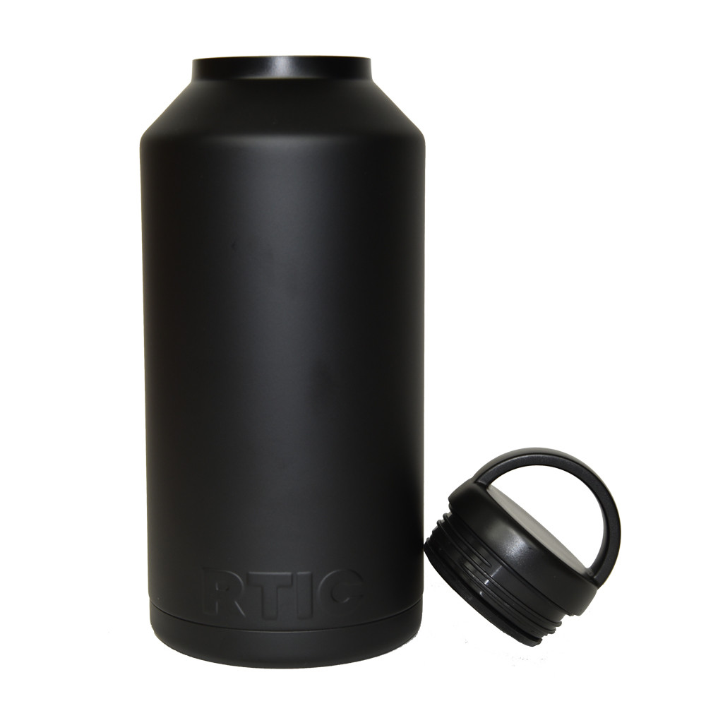 Black RTIC 64 oz. Bottle