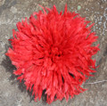 Cameroon Juju Hat: Mini Red 2