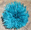Cameroon Juju Hat: Mini: Teal 2