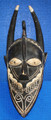 Guinea Tribe Mask