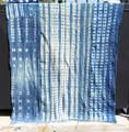 Burkina Faso Indigo Cloth (J)