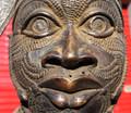 Benin Bronze King Oba