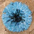 Cameroon Juju Hat : Mini : Blue Mix 2