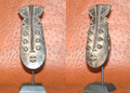 Miniature Masks w Stands: Grebo Tribe Mask (N)