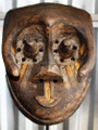 Kuba Pwoom Itok Mask: Bah Abdoulaye Colection