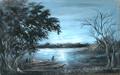 Mali Oil Painting lll