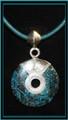 Tuareg Turquoise Stone Pendant