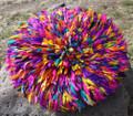 Cameroon Juju Hat : Large : Kaleidoscope 1