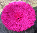 Cameroon Juju Hat: Regular: Magenta 3