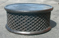"Bamilele King Stool: Bamileke Stool ""E"""