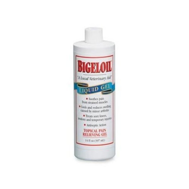 Bigeloil Liqui Gel Liniment 14oz
