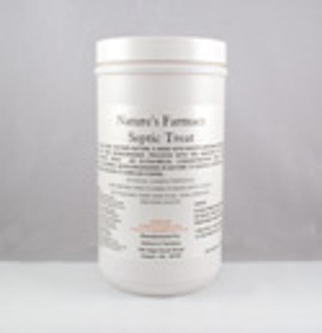 Nature's Farmacy Septic Treat 702 gm/ 1.5 bl