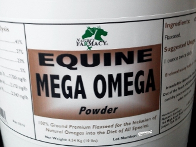 Nature's Farmacy Equine Mega-Omega