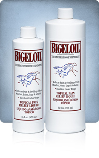 Bigeloil Liniment 16 oz