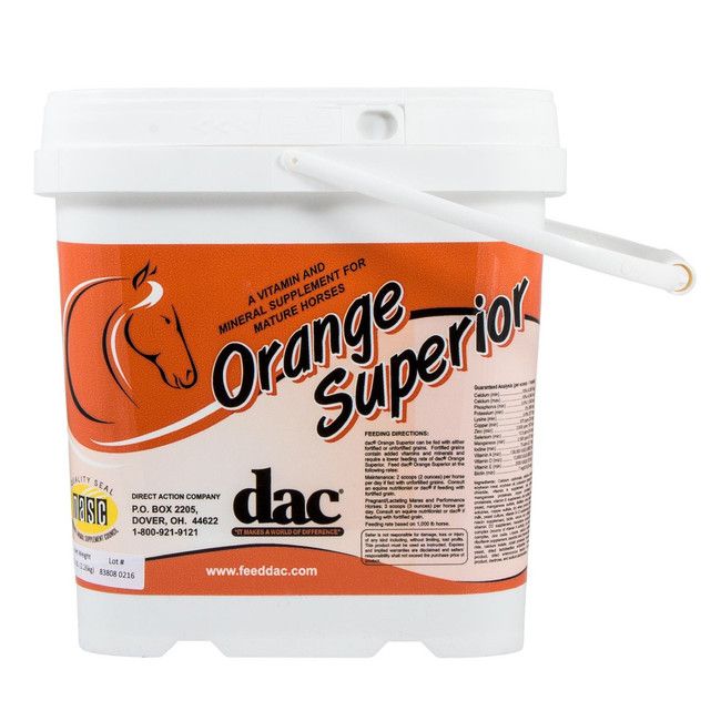 dac Orange Superior 5lb