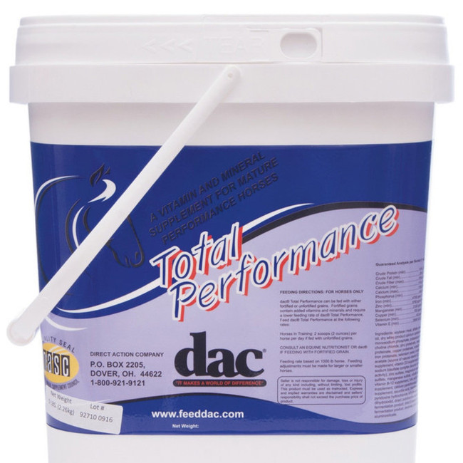 dac Total Performance 5lb
