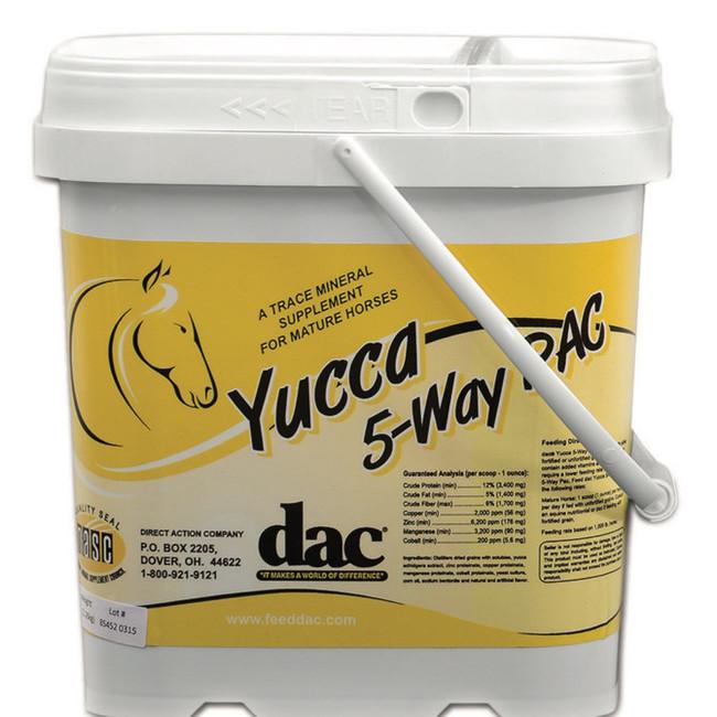 dac Yucca 5 Way PAC 5lb