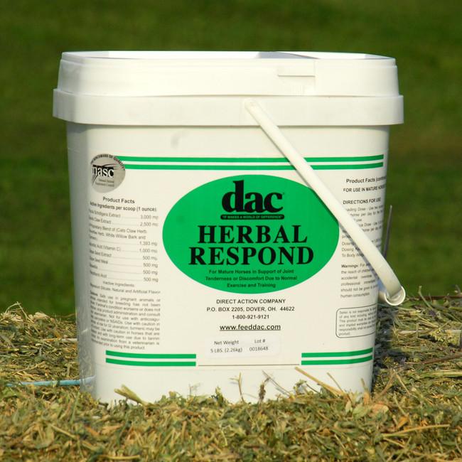dac Herbal Respond 5lb