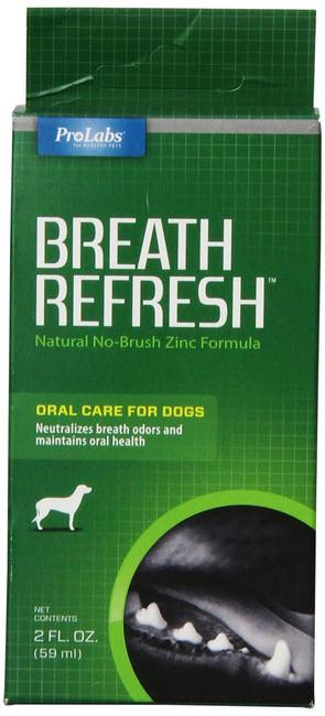 Breath Refresh Oral Care For Dogs 2 oz